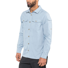 Craghoppers NosiLife Adventure II Longsleeved Shirt Herren fogle blue